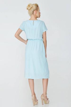Платье «Лидия» ментолового цвета