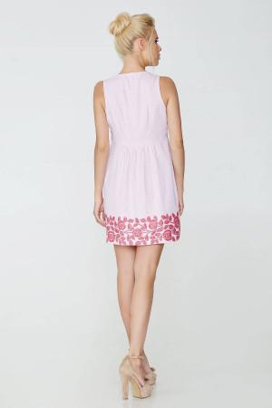 Платье «Ирэна» розового цвета