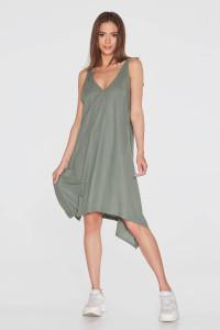 Сукня «Мікаела» сірого кольору