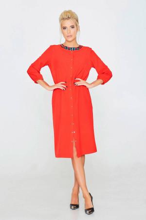 Платье «Свитана» красного цвета