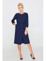 Платье «Свитана» синего цвета