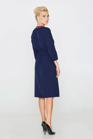 Сукня «Світана» синього кольору