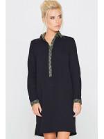 Сукня «Орися» чорного кольору