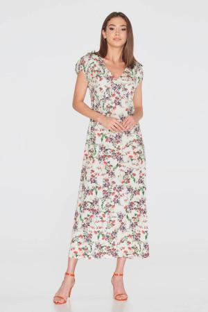 Сукня «Фонсайн» білого кольору
