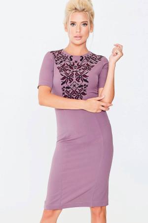 Сукня «Елла» лілового кольору