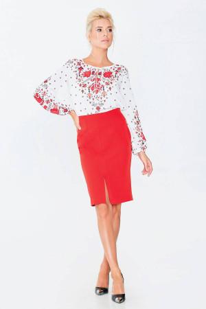 Спідниця «Туве» червоного кольору