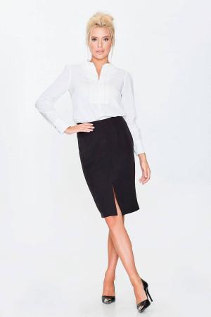Блуза «Сусанна» білого кольору