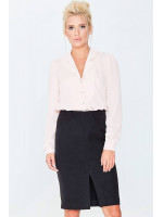 Блуза «Драгомира» рожевого кольору