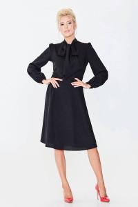 Сукня «Джинджер» чорного кольору