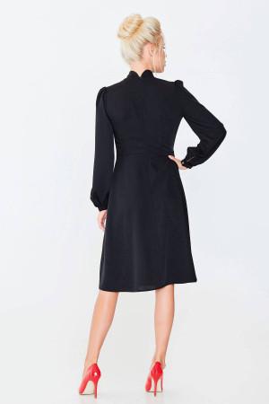Платье «Джинджер» черного цвета