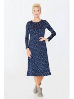 Сукня «Віталія» синього кольору