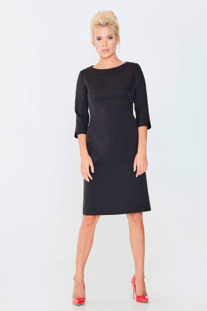 Платье «Адриана» черного цвета