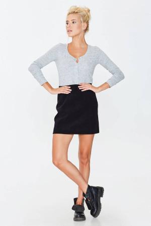 Кофта «Тоня» сірого кольору