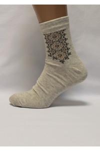 Вишиті чоловічі шкарпетки М-38