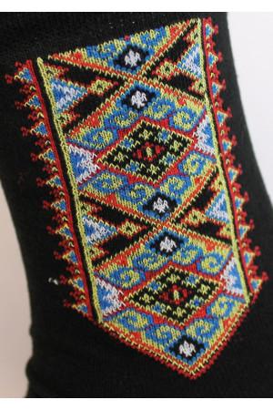 Вишиті чоловічі шкарпетки М-34