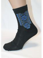 Вишиті чоловічі шкарпетки М-37