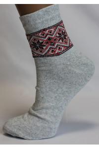 Вышитые женские носки Ж-09