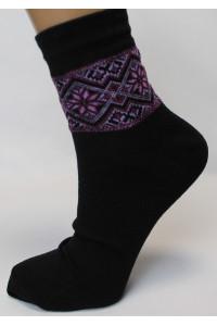 Вышитые женские носки Ж-19