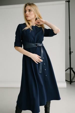 Сукня «Бертріс» синього кольору