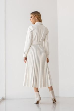 Сукня «Ліндсей» білого кольору