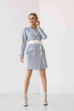 Сукня «Фрайд» блакитного кольору