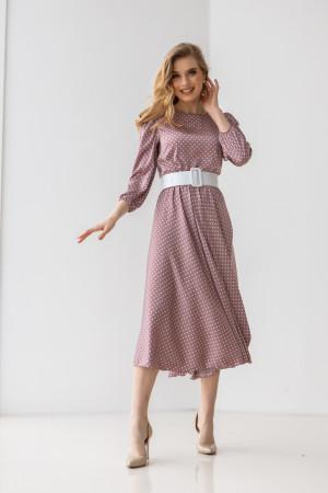 Сукня «Агата» кольору фрезії