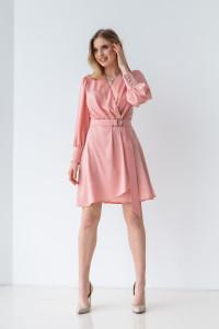 Сукня «Кріста» кольору пудри
