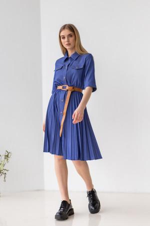 Сукня «Мартиса» синього кольору
