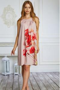 Платье «Витара» цвета пудры