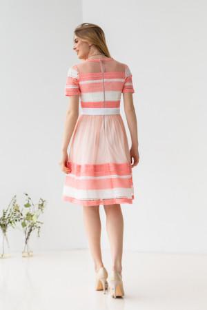 Сукня «Гебріел» кольору пудри