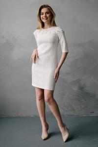 Сукня «Марша» білого кольору