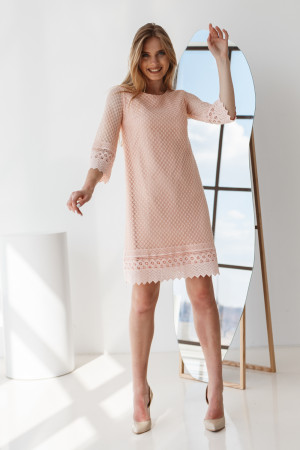 Сукня «Юзефа» рожевого кольору