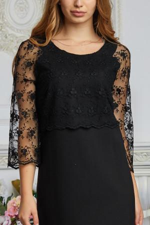 Сукня «Лація» чорного кольору