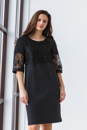 Сукня «Лаллі» чорного кольору