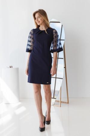 Сукня «Тріксі» синього кольору
