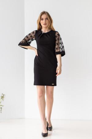 Сукня «Тріксі» чорного кольору