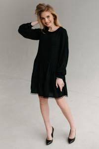 Сукня «Сесіль» чорного кольору