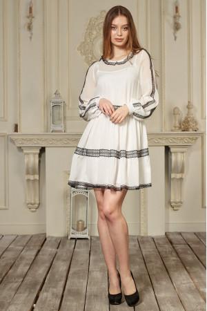 Сукня «Сесіль» білого кольору