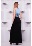 Сукня «Бомонта» блакитного кольору