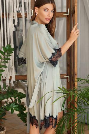 Халат «Іліна» оливкового кольору