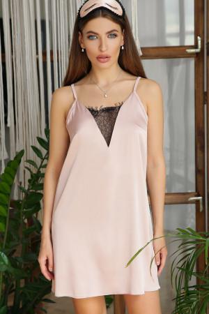 Ночная рубашка «Дайна» цвета пудры
