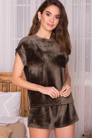 Домашній костюм «Нісса» кольору хакі