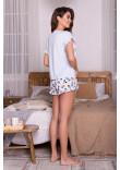 Піжама «Ліель» блакитного кольору