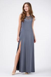 Сукня «Мартіна» сірого кольору