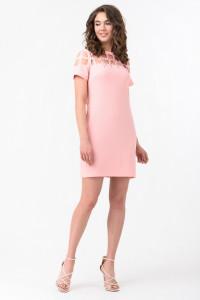 Сукня «Кармель» рожевого кольору