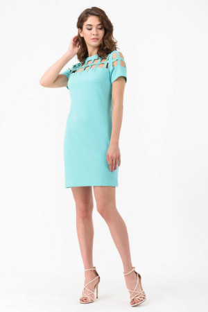Платье «Кармель» цвета мяты