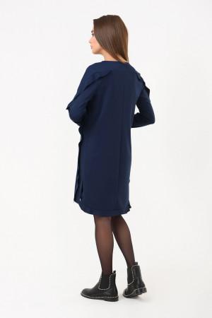 Платье «Тересса» синего цвета
