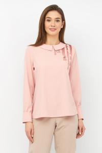 Блуза «Дарлин» розового цвета