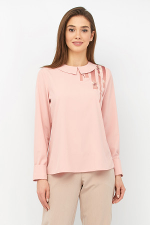 Блуза «Дарлін» рожевого кольору