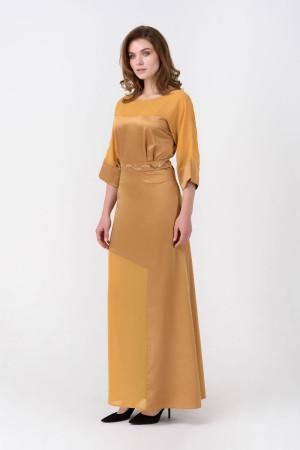 Сукня «Дезіре» гірчичного кольору